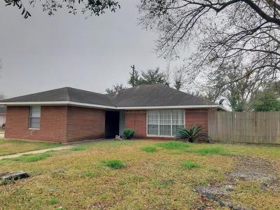 Pasadena Single Family Home For Sale: 1910 Lafferty Road