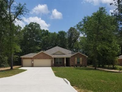 Conroe Single Family Home For Sale: 9135 White Tail