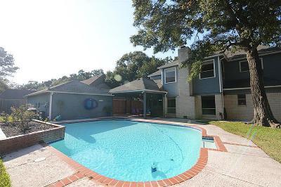 Houston Single Family Home For Sale: 6731 Ashmore Drive