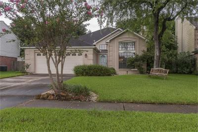 Harris County Single Family Home For Sale: 15135 Manorhill Drive