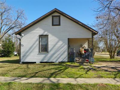 Sugar Land Single Family Home Pending: 402 Live Oak Street