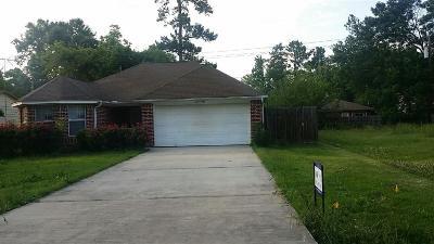 Single Family Home For Sale: 8205 Bigwood Street