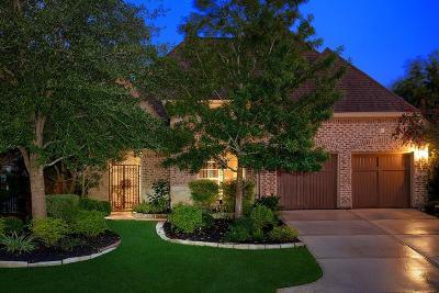 The Woodlands Single Family Home For Sale: 7 Wood Manor Place