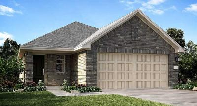 New Caney Single Family Home For Sale: 23732 Via Maria Drive