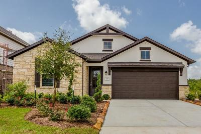 The Woodlands Single Family Home For Sale: 40 Sunrise Crest Trail