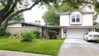 Houston Single Family Home For Sale: 9219 Timberside Drive