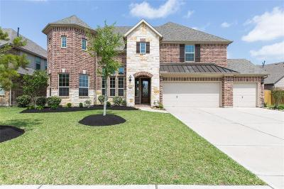 Fort Bend County Single Family Home For Sale: 818 River Delta Lane