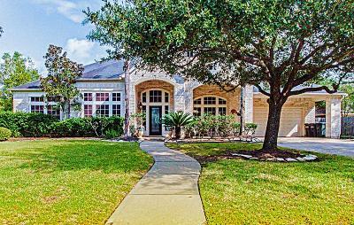 Cypress Single Family Home For Sale: 12614 Wildwood Bend Lane
