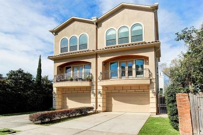 Montrose Condo/Townhouse For Sale: 514 W Polk Street