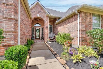 Katy Single Family Home For Sale: 2514 Monarch Terrace Drive