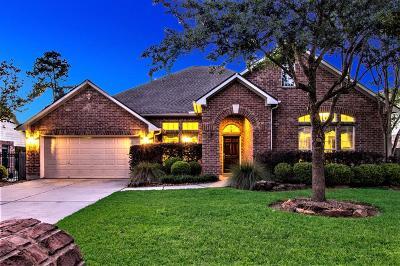 Summerwood Single Family Home For Sale: 14107 Sandhill Crane Drive