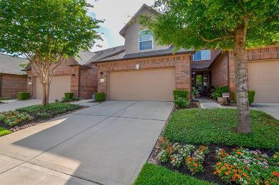 Houston Condo/Townhouse For Sale: 1247 Glenwood Canyon Lane