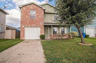 Humble Single Family Home For Sale: 21210 Linden House Court