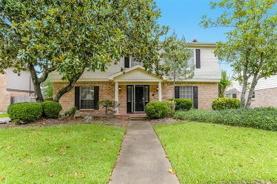 Houston Single Family Home For Sale: 11506 Inwood Drive