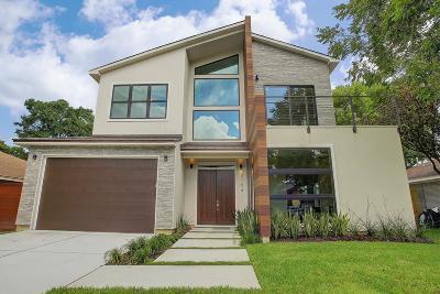 Houston Single Family Home For Sale: 2106 Nina Lee Lane