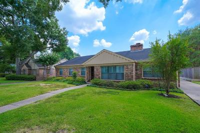 Houston Single Family Home For Sale: 6135 Holly Springs Drive