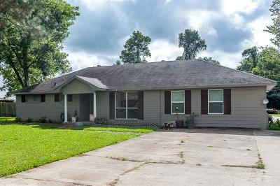 Single Family Home For Sale: 3000 Timberlane Street