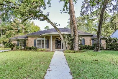 Houston Single Family Home For Sale: 13510 Perthshire Road