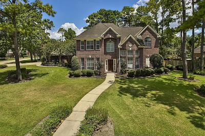 Friendswood Single Family Home For Sale: 305 Tall Timbers Way