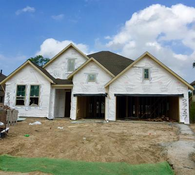 Conroe TX Single Family Home For Sale: $414,203