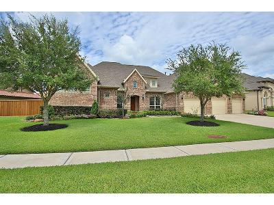 Katy Single Family Home For Sale: 26522 Ashley Ridge Lane
