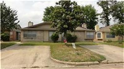 Houston Multi Family Home For Sale: 5411 Farley Drive