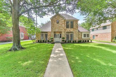 Cypress Single Family Home Option Pending: 13415 Pallwood Lane