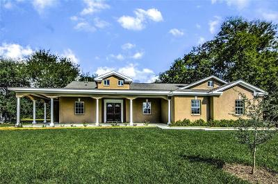 Fort Bend County Single Family Home For Sale: 3003 California Street