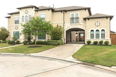 Cypress TX Single Family Home For Sale: $569,000