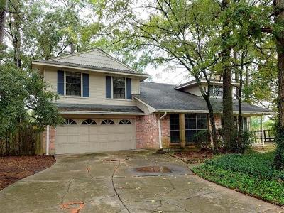 Humble Single Family Home For Sale: 8414 Pine Shores Drive