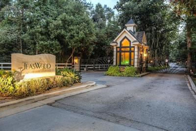 Conroe Residential Lots & Land For Sale: 7415 Enchanted Stream Drive