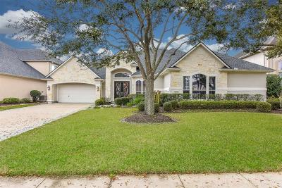 Pearland Single Family Home Option Pending: 11516 Watercastle Court
