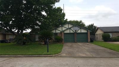League City Single Family Home For Sale: 311 Seacrest Boulevard
