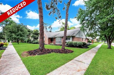 Galveston County, Harris County Single Family Home For Sale: 5802 Braesheather Drive