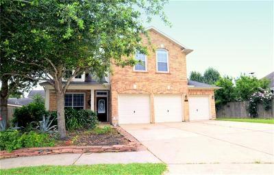 Galveston County Rental For Rent: 370 Livingstone Lane