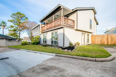 Conroe Single Family Home For Sale: 118 April Point Drive N