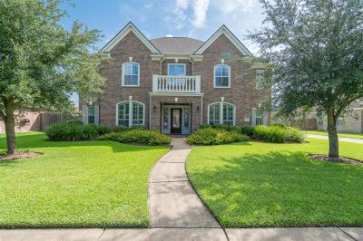 Friendswood Single Family Home For Sale: 1811 Sandy Lake Drive