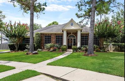 Friendswood Single Family Home For Sale: 602 Lake Forest Drive
