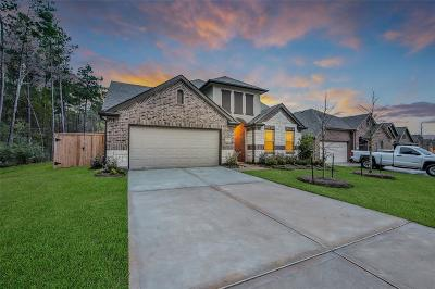 Conroe Single Family Home For Sale: 2774 Little Caney Way