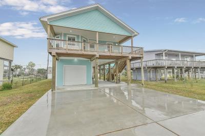 Galveston Single Family Home For Sale: 3926 San Jacinto Drive