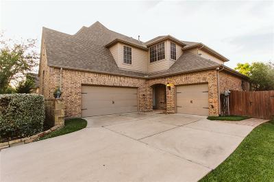 Single Family Home For Sale: 17602 Raven Canyon Lane