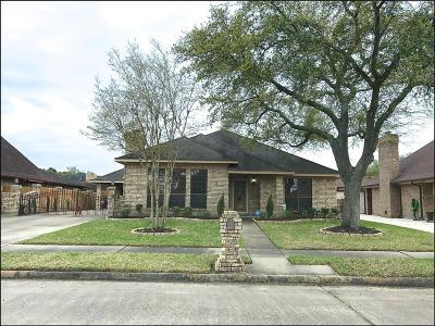 Pasadena Single Family Home For Sale: 6226 Canada Drive