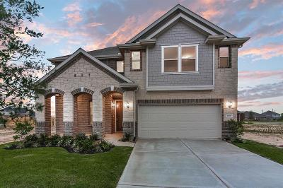 Katy Single Family Home For Sale: 1606 Claire Creek Court