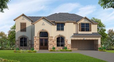 Richmond Single Family Home For Sale: 3502 Garden Enclave Trail