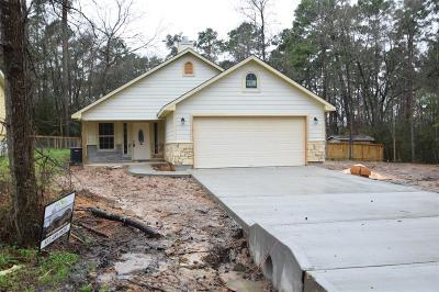 Montgomery Single Family Home For Sale: 612 Cherokee