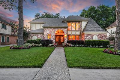 Houston Single Family Home For Sale: 7551 Club Lake Drive