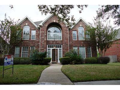 Sugar Land Single Family Home For Sale: 16614 Colony Terrace Drive