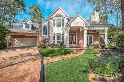 The Woodlands Single Family Home For Sale: 7 E Thymewood Place E