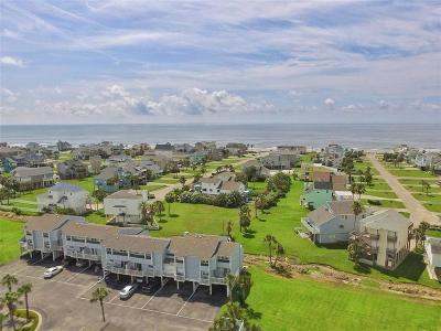 Galveston Condo/Townhouse For Sale: 801 Calico Jack Cove #801