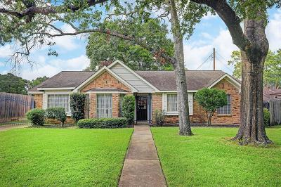 Houston Single Family Home For Sale: 1158 Lehman Street